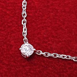 Cartier Love Support Diamond Necklace