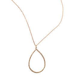 A & Furst Joie De Vivre Rose Gold & Diamonds Necklace