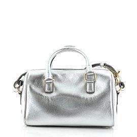 Saint Laurent Classic Duffle Bag Leather Toy