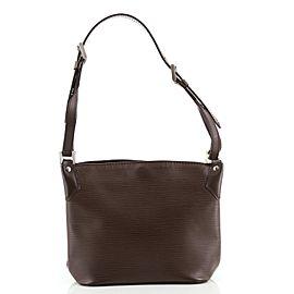 Louis Vuitton Mandara Handbag Epi Leather PM