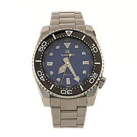 Grand Seiko Sport Divers 200M Quartz Watch Stainless Steel 44