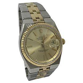 Vintage Rolex Datejust 1630/3 Vintage 36mm Mens Watch