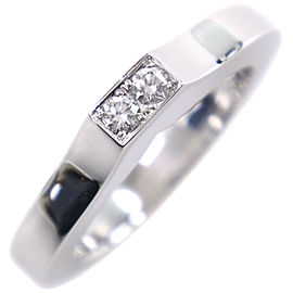 Chopard 18k white gold/diamond Ring