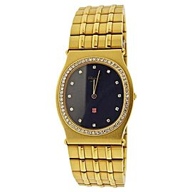 Chopard Monte Carlo Gold Diamond Watch MC1990