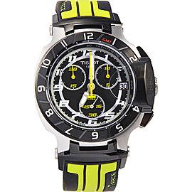 Tissot T-Race T0484172705713 Stainless Steel 45mm Mens Watch