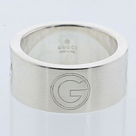 GUCCI Silver925 G mark Ring TBRK-389