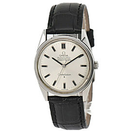 OMEGA Constella Silver Dial Chronomete Cal.712 Automatic Mens Watch