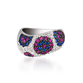 Le Vian Certified Pre-Owned Bubblegum Pink Sapphires Ring