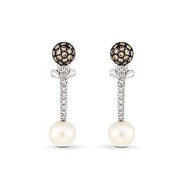 Le Vian Certified Pre-Owned Vanilla Pearls Drop Earrings