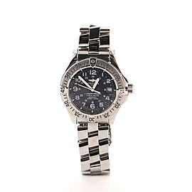 Breitling SuperOcean 1500M Automatic Stainless Steel 44 Watch Watch