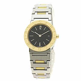 BVLGARI Stainless Steel/SSx18K Yellow Gold BVLGARI BVLGARI BB26SGD Watch