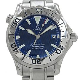 Omega Seamaster 2263.80 Stainless Steel Quartz 36mm Men's Watch