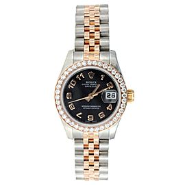 Rolex Datejust 179161 26mm Womens Watch