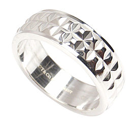 Tiffany & Co. Sterling Silver Band Ring Size 12