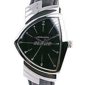 HAMILTON /Ventura Watches Stainless Steel/leather Quartz