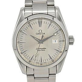OMEGA Seamaster Aqua Terra 2518.30 150m Silver Dial Quartz Men's Watch