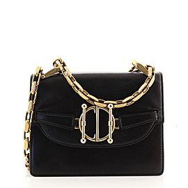 DiorDirection Flap Bag Leather