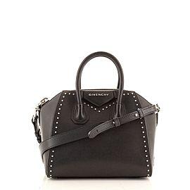 Givenchy Antigona Bag Studded Leather Mini