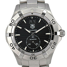 TAG Heuer AQUARACER WAF1014.BA0822 Grand Date Quartz Men's Watch