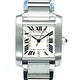 CARTIER Stainless Steel Watch
