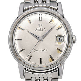 OMEGA Seamaster Date Stainless Steel Cal.565 Automatic Men's Watch
