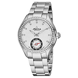 Alpina 44mm Womens Watch