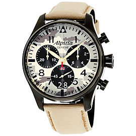 Alpina Startimer AL372MLY4FBS6 44mm Mens Watch