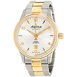 Alpina Alpiner AL525S4E3B 42mm Mens Watch