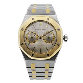 Audemars Piguet Royal Oak 767 Two Tone Stainless Steel & Yellow Gold Automatic 36mm Unisex Watch