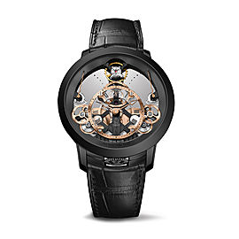 Arnold & Son Time Pyramid Black Edition 1TPBS.R01A