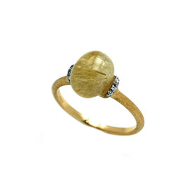 Dancing in the Rain Gold 18kt Ring