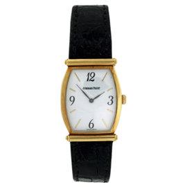 Audemars Piguet 56916ba Carnegie 18K Yellow Gold Womens Watch