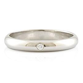 CARTIER Platinum Diamond Ballerina Ring CHAT-313