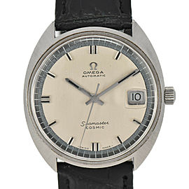 OMEGA Seamaster COSMIC Silver Dial Automatic Men's Watch