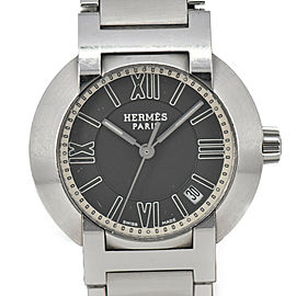 HERMES Nomade NO1.210 Gray Dial Auto-Quartz Women's Watch