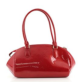 Louis Vuitton Sherwood Handbag Monogram Vernis PM
