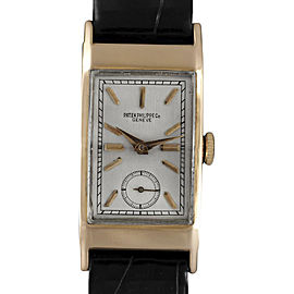 Patek Philippe Tegolino 425 Vintage 20mm Mens Watch