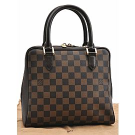 Louis Vuitton Damier Brera Hand Bag N51150