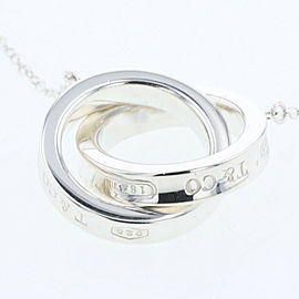 TIFFANY & Co 925 Silver Necklace