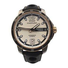 Chopard Grand Prix de Monaco 168568-9001 Titanium Automatic 44.5mm Mens Watch