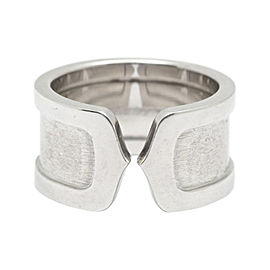 Cartier 18K White Gold Ring Size 4.75