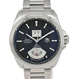 TAG HEUER Grand Carrera GMT WAV5111.BA0901 Date Automatic Men's Watch