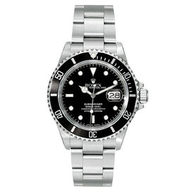 Rolex Submariner 16610 Steel Mens Watch