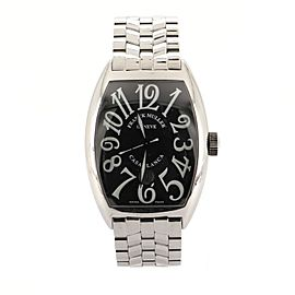 Franck Muller Casablanca 8880 Automatic Watch Stainless Steel 40