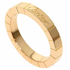 CARTIER 18k Pink Gold Laniere Ring
