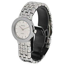 RADO DIA STAR 153.0342.3 Silver Dial Quartz Women's Watch