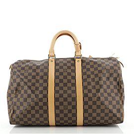 Louis Vuitton Keepall Bag Limited Edition Damier Golf Cup 1997 Hawaii 45