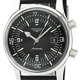 LONGINES Lgend Diver Steel Automatic Mens Watch L3.674.4