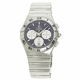 OMEGA 1542.4 Constellation Stainless Steel/Stainless Steel Chrono Watch TNN-2058