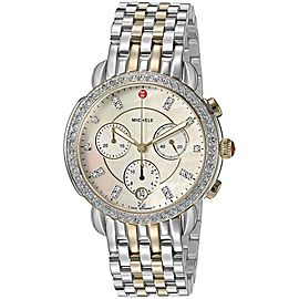 Michele Sidney MWW30A000005 38mm Womens Watch